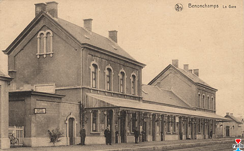 Ligne sncb 164 kautenbach lu benonchamps be for Photographe clamart gare
