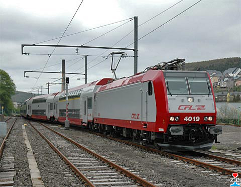 Module - Franz - Gare de Wiltz - CFL - Luxembourg 20050505_4019wzm