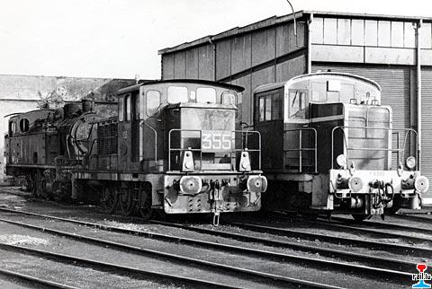 Le chemin de fer industriel de l 39 usine de thionville for Mr piscine thionville
