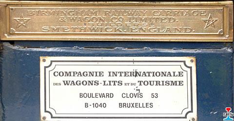 Cier compagnie internationale des evenements sur rail - Compagnie des wagons lits recrutement ...