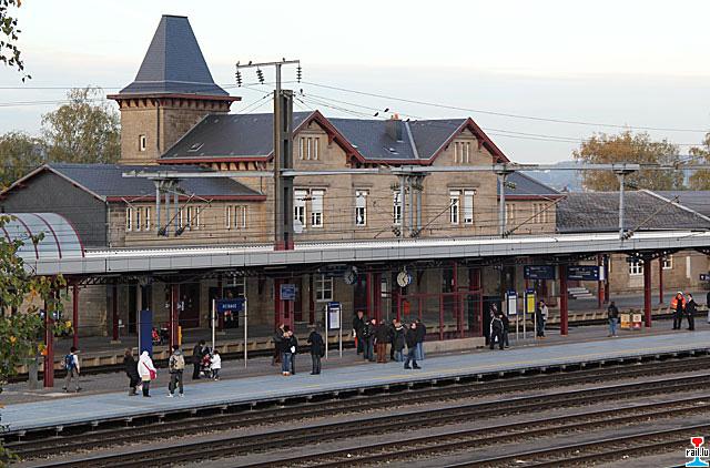 Station / Gare / Bahnhof Pétange