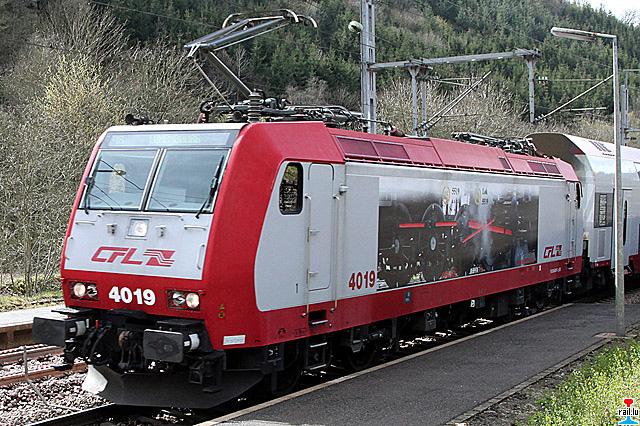 CFL Série 4000 Tcvs-06