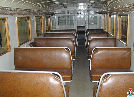 Autorail diesel cfl dieseltriebwagen s rie 100 de dietrich for Interieur picasso 2000