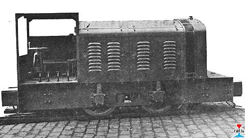 locotracteur campagne voie de 60