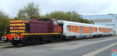 Train de relevage CFL [création personnelle] P4276094